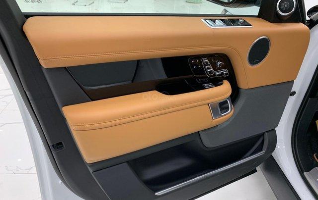 Bán xe LandRover Range Rover Autobiography LWB đời 2020, màu trắng, nhập khẩu nguyên chiếc10