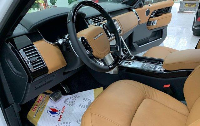 Bán xe LandRover Range Rover Autobiography LWB đời 2020, màu trắng, nhập khẩu nguyên chiếc9