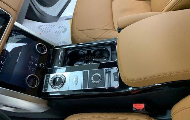 Bán xe LandRover Range Rover Autobiography LWB đời 2020, màu trắng, nhập khẩu nguyên chiếc12