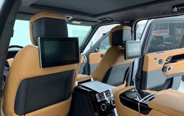 Bán xe LandRover Range Rover Autobiography LWB đời 2020, màu trắng, nhập khẩu nguyên chiếc13