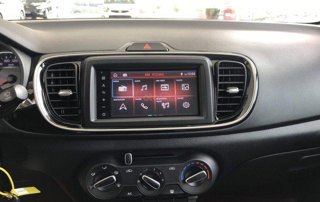 Kia Soluto 1.4 AT số tự động đời 2020, chỉ 128 triệu nhận xe- góp 5 triệu/tháng, giao xe ngay 5