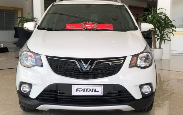 [Hot ưu đãi lớn nhất Vinfast Fadil], 80tr lấy xe, 0% lãi suất trong 2 năm, không cần CM thu nhập, tặng full phụ kiện0