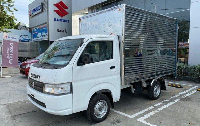 Bán Suzuki Carry Pro 700kg mới, nhập khẩu Indonesia - khuyến mãi tốt1
