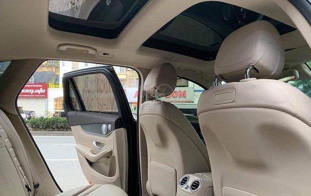 Xe cũ chính hãng Mercedes GLC300 2020 màu đỏ, nội thất kem, siêu lướt giá tốt5