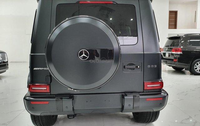 Bán Mercedes Benz G63 AMG 2020, màu đen xe ngay4
