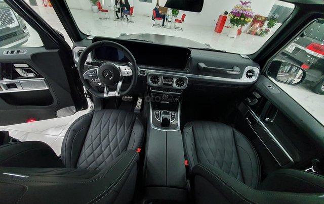 Bán Mercedes Benz G63 AMG 2020, màu đen xe ngay5
