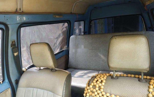 Bán Daihatsu Citivan năm sản xuất 1993, màu xanh, xe nhập4