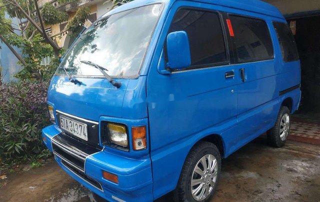 Bán Daihatsu Citivan năm sản xuất 1993, màu xanh, xe nhập5