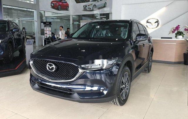 Bán Mazda CX 5 đời 2019, màu xanh lam, ưu đãi hơn 100 triệu2