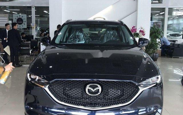 Bán Mazda CX 5 đời 2019, màu xanh lam, ưu đãi hơn 100 triệu0