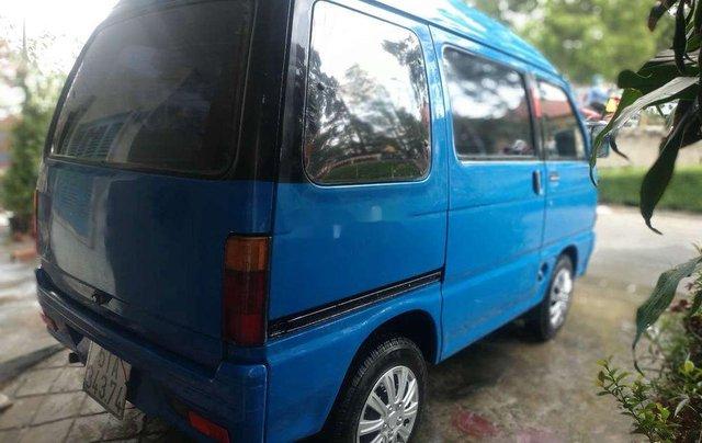 Bán Daihatsu Citivan năm sản xuất 1993, màu xanh, xe nhập1