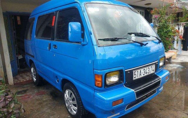 Bán Daihatsu Citivan năm sản xuất 1993, màu xanh, xe nhập0