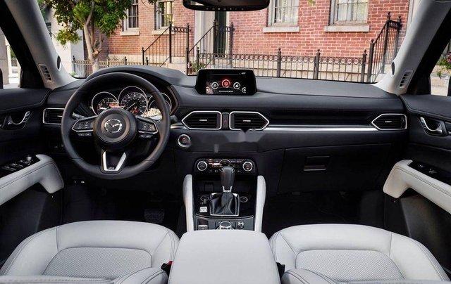 Bán Mazda CX 5 đời 2019, màu xanh lam, ưu đãi hơn 100 triệu6