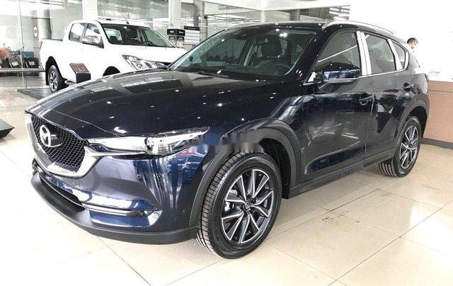Bán Mazda CX 5 đời 2019, màu xanh lam, ưu đãi hơn 100 triệu3