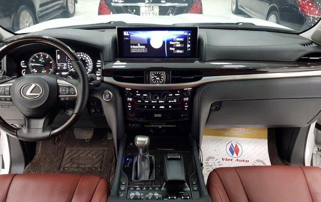 Bán Lexus LX570 sản xuất 2018, đăng ký tên cá nhân5