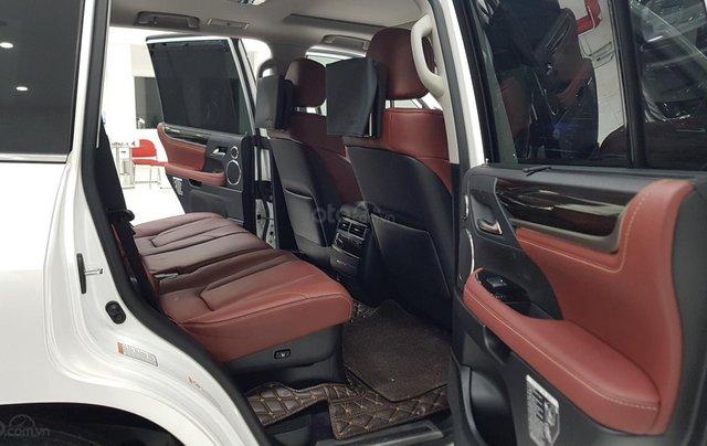 Bán Lexus LX570 sản xuất 2018, đăng ký tên cá nhân8