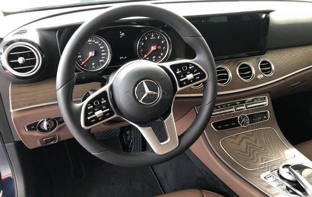 Mercedes E200 thế hệ mới, động cơ mạnh mẽ và trang bị tiên tiến11