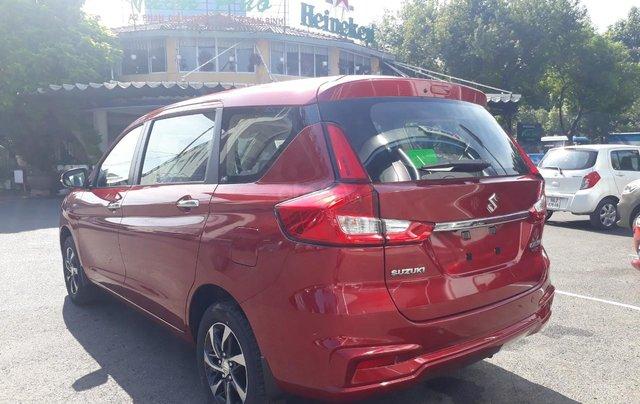 Suzuki New Ertiga 2020 mới giá chỉ 515 triệu, ưu đãi 40 triệu tháng 72