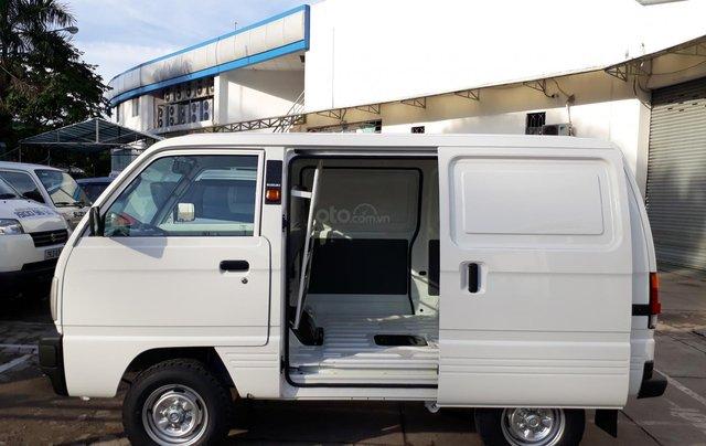 Xe bán tải Suzuki Blind Van lưu thông 24/24, ưu đãi 100% thuế trước bạ1