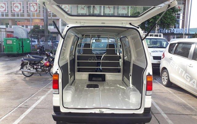 Xe bán tải Suzuki Blind Van lưu thông 24/24, ưu đãi 100% thuế trước bạ3