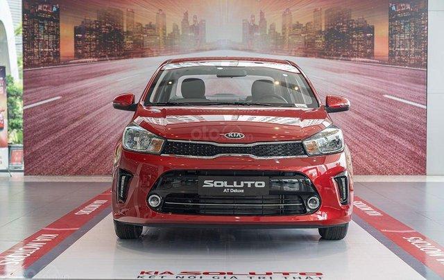 [Kia HCM] bán xe Kia Soluto 2020 chỉ từ 389tr, hỗ trợ trả góp 85%, giảm ngay 10tr, đủ màu giao ngay0