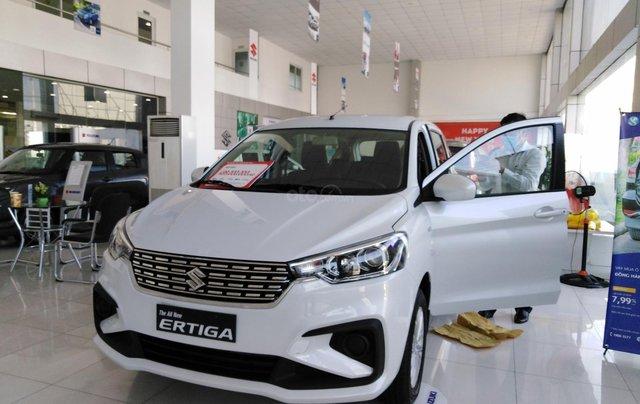 Bán Suzuki Ertiga số sàn 7 chỗ đời 2020 nhập khẩu bán trả góp đưa trước 165 triệu0