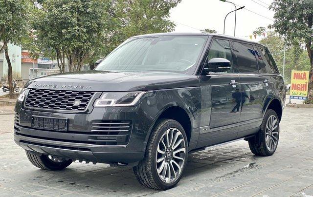 Bán xe Range Rover Autobiography LWB 3.0 sản xuất 2020, LH Ngọc Vy, giá tốt, giao ngay toàn quốc2