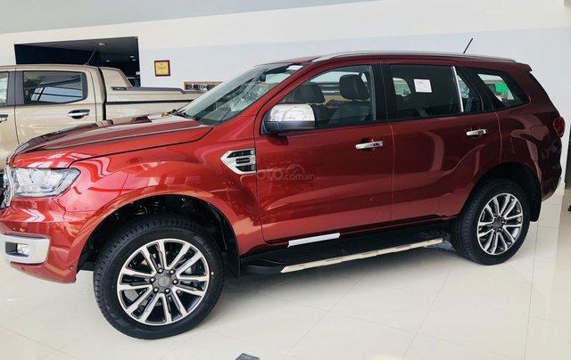 Ford Everest Titanium, nhập Thái, sản xuất 20201