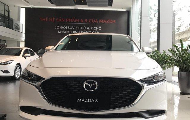 Mazda Nguyễn Trãi bán Mazda 3 SD all new 2020, chính sách thấp nhất kèm hỗ trợ trả góp chỉ với 200tr4