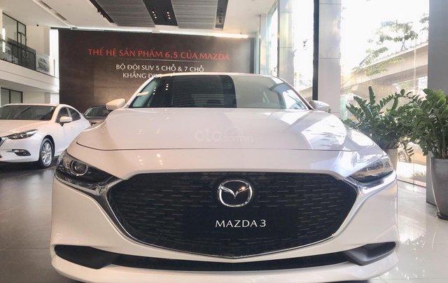 Mazda Nguyễn Trãi bán Mazda 3 SD all new 2020, chính sách thấp nhất kèm hỗ trợ trả góp chỉ với 200tr12
