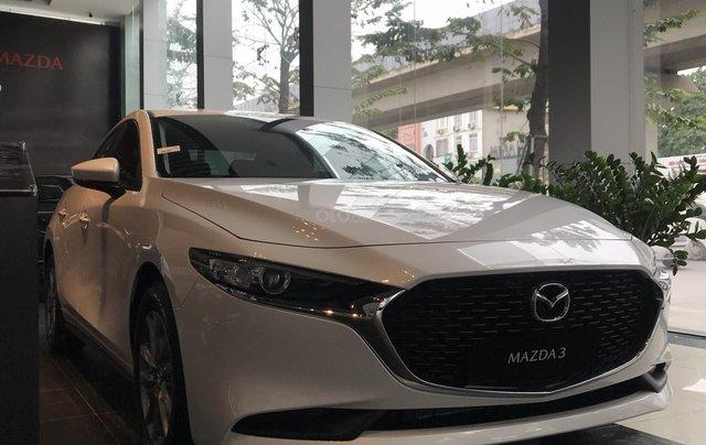 Mazda Nguyễn Trãi bán Mazda 3 SD all new 2020, chính sách thấp nhất kèm hỗ trợ trả góp chỉ với 200tr0