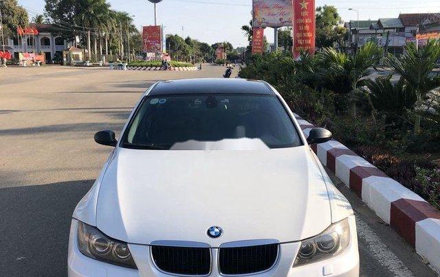 Bán ô tô BMW 3 Series 320i năm 2007, màu trắng, nhập khẩu xe gia đình1