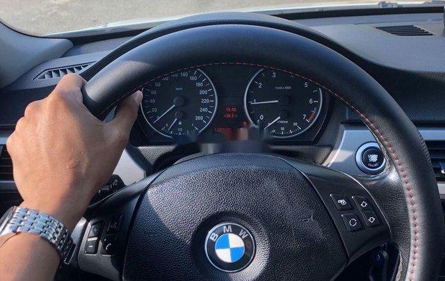 Bán ô tô BMW 3 Series 320i năm 2007, màu trắng, nhập khẩu xe gia đình5