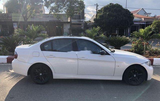 Bán ô tô BMW 3 Series 320i năm 2007, màu trắng, nhập khẩu xe gia đình2