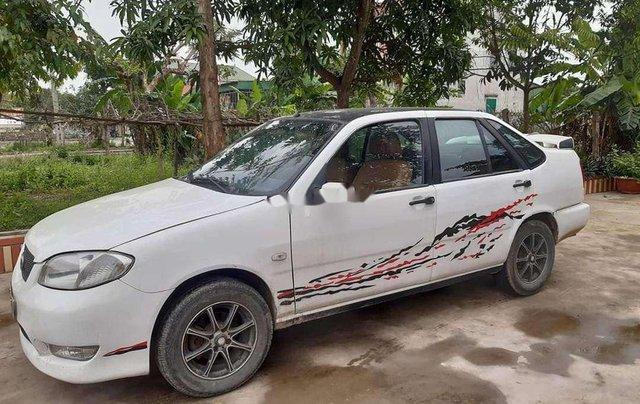 Cần bán gấp Fiat Tempra năm sản xuất 2001, màu trắng, nhập khẩu nguyên chiếc, giá chỉ 48 triệu7