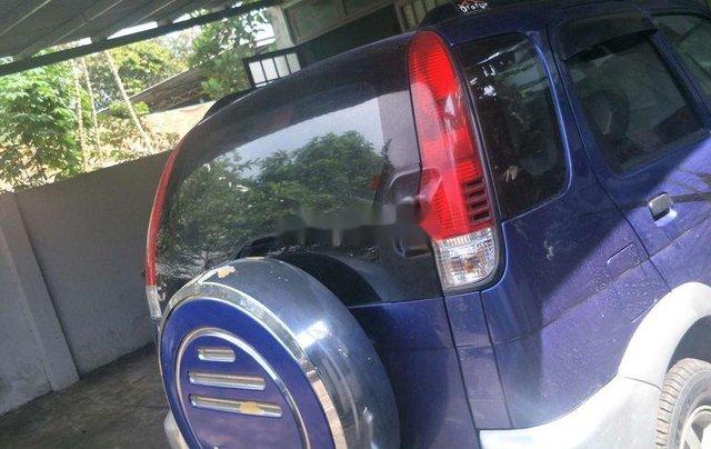 Bán Daihatsu Terios 2005, màu xanh lam, xe nhập  4