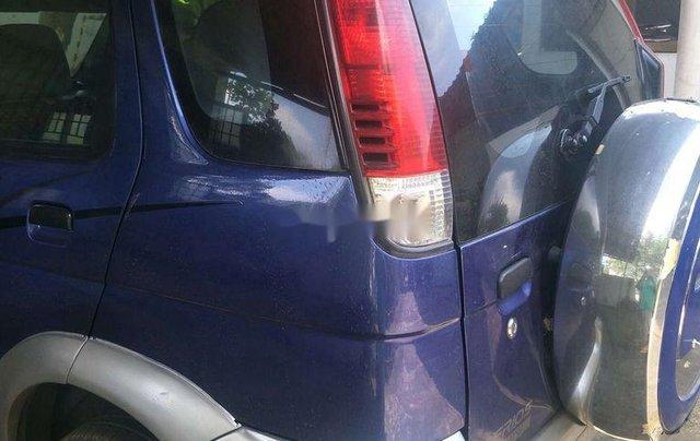Bán Daihatsu Terios 2005, màu xanh lam, xe nhập  2