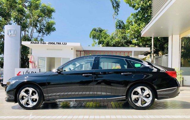 Honda Accord 2020 đủ màu, giao ngay, giảm tiền mặt khủng, hỗ trợ thuế trước bạ, nhận xe chỉ với 390tr1