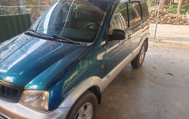 Cần bán xe Daihatsu Terios sản xuất năm 2003, nhập khẩu0
