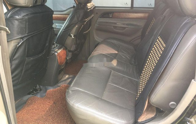 Xe Ssangyong Musso năm sản xuất 2005, màu đen6
