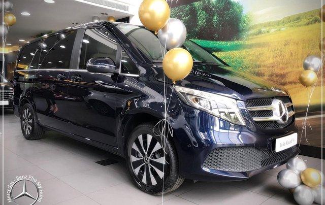 Bán Mercedes-Benz V250 Luxury 7 chỗ Model 2020 - trả trước 775 triệu nhận xe-Bank 80% 6