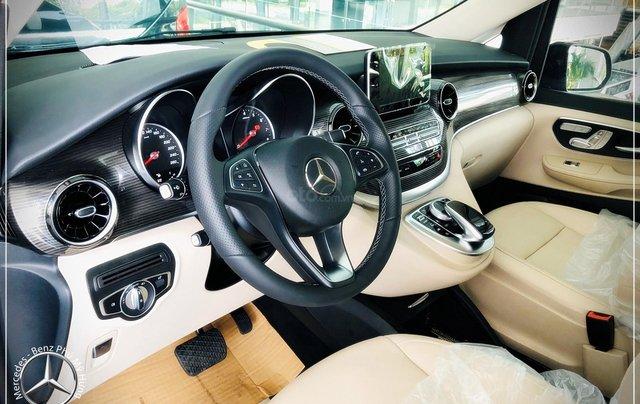 Bán Mercedes-Benz V250 Luxury 7 chỗ Model 2020 - trả trước 775 triệu nhận xe-Bank 80% 7