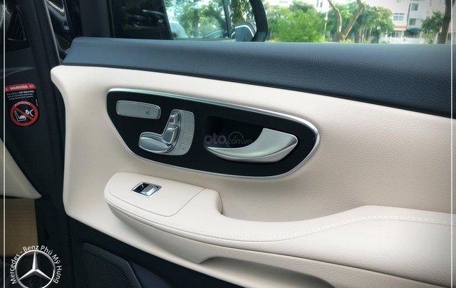 Bán Mercedes-Benz V250 Luxury 7 chỗ Model 2020 - trả trước 775 triệu nhận xe-Bank 80% 10