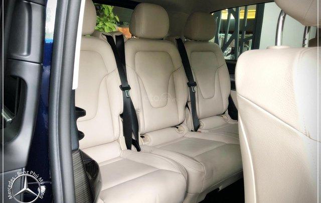 Bán Mercedes-Benz V250 Luxury 7 chỗ Model 2020 - trả trước 775 triệu nhận xe-Bank 80% 11