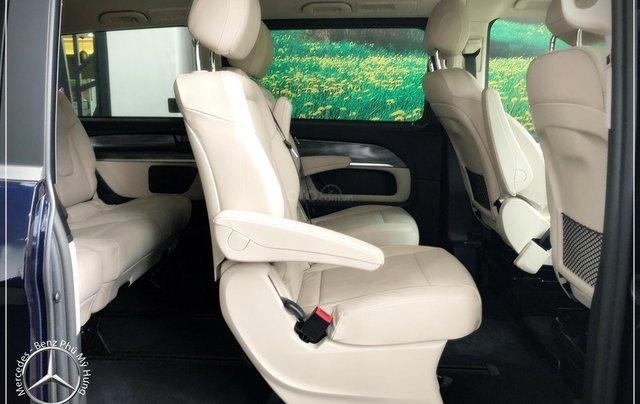 Bán Mercedes-Benz V250 Luxury 7 chỗ Model 2020 - trả trước 775 triệu nhận xe-Bank 80% 13