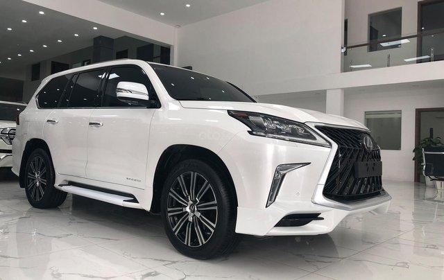 Bán Lexus LX570 sản xuất 2018, đăng ký tên cá nhân0