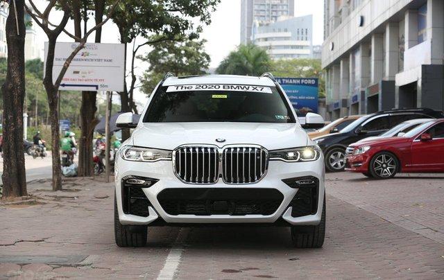 BMW X7 2020 mới 100% xuất Mỹ, full options0