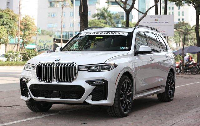 BMW X7 2020 mới 100% xuất Mỹ, full options3