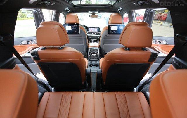 BMW X7 2020 mới 100% xuất Mỹ, full options14