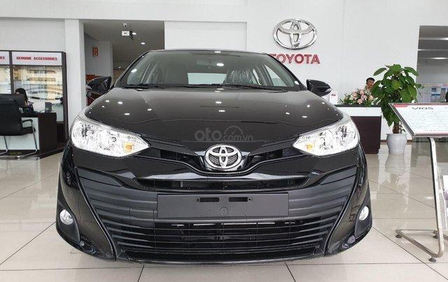 Bán Toyota Vios 2020 tặng tiền mặt, phụ kiện và BH, trả trước 140tr nhận xe giá rẻ nhất khu vực Nam Định0